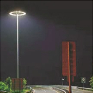 Street High Mast Pole