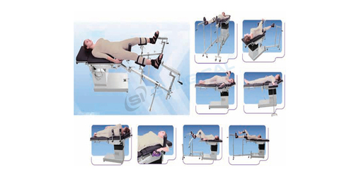 Orthopedic Table With Hanging Attachment (SS - 504H)