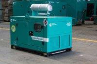 Cummins 62.5 kVA Three Phase Silent Diesel Generator
