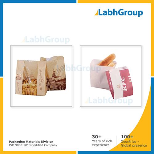 Printed Paper Packaging Bags