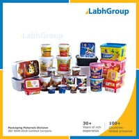 In Mould Label Iml Container