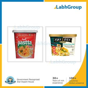 In Mould Label Iml Container For Pasta And Noodles