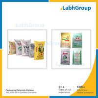 Printed Polypropylene - Pp Woven Sacks Bags