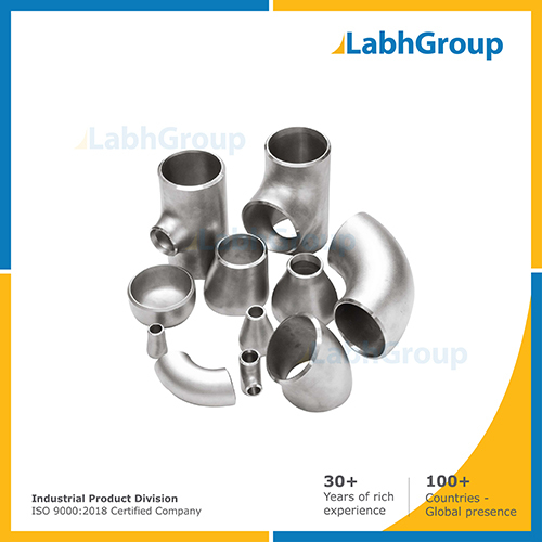 Stainless Steel Butt Welded Pipe Fittings
