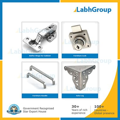 Stainless Steel Furniture Fittings