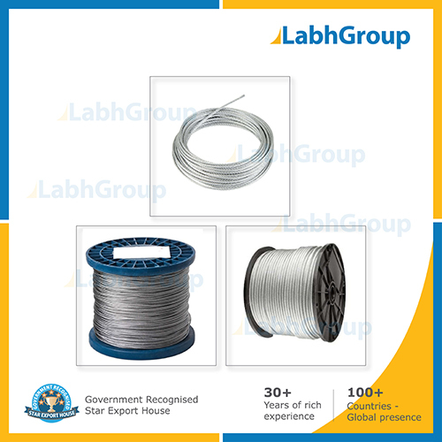 Galvanised Wire Ropes