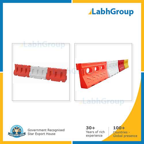 Plastic Safety Barricade