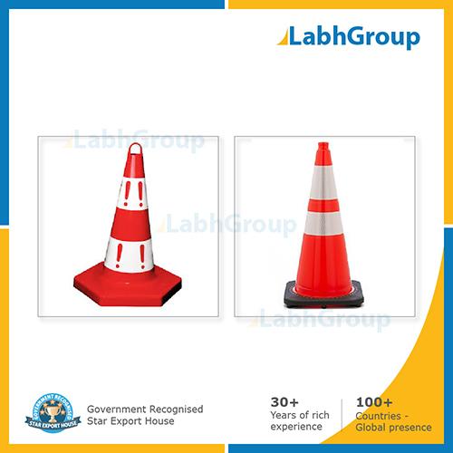 Plastic Hexagonal Safety Cone