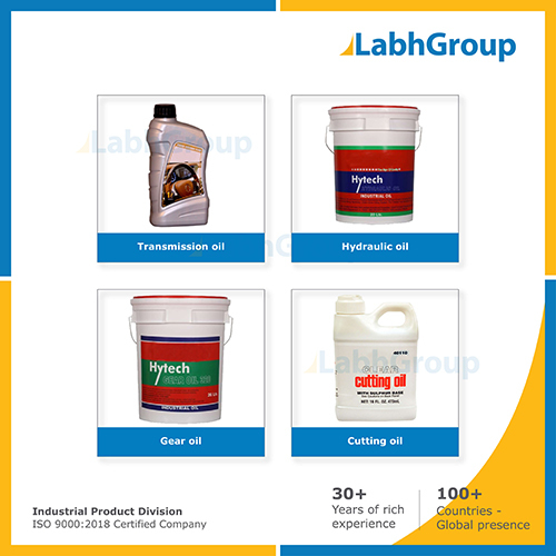 Lubrication Industrial Oil