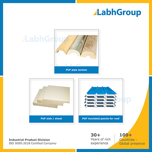 Puf Insulation Material