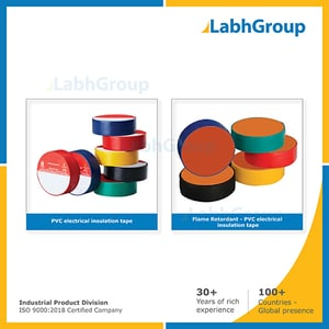 Adhesive Pvc Tape For Electrical Insulation