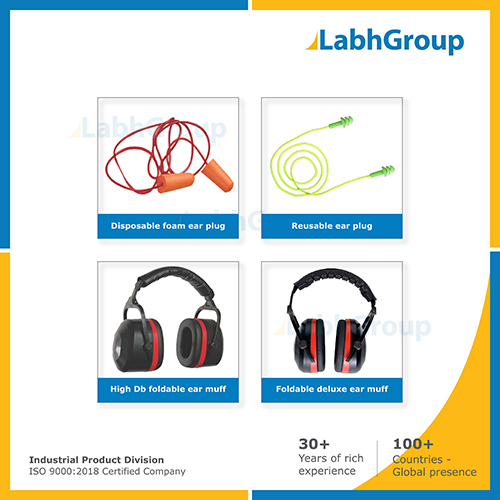 Hearing Protection For Industrial Safety