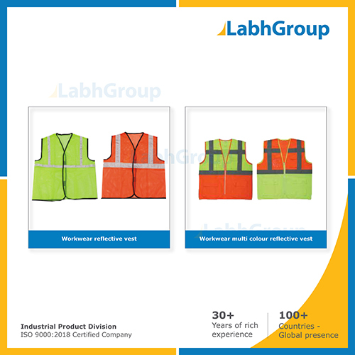 Reflective Workwear For Industrial Safety