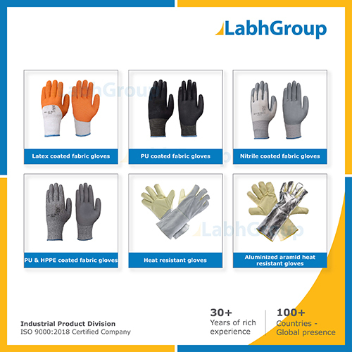 Hand Protection Fabric Gloves
