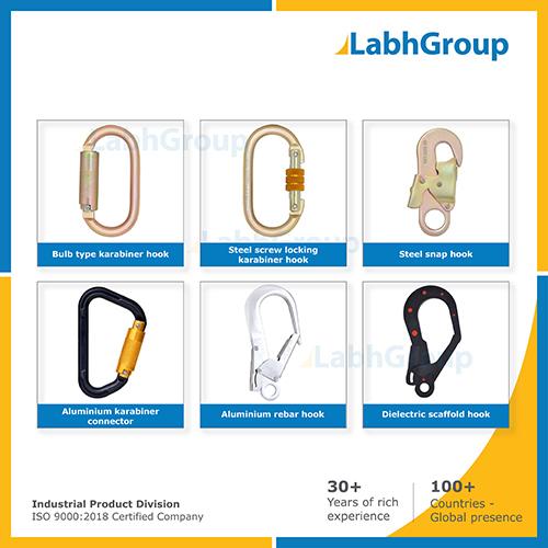 Fall Harness Hooks & Connectors