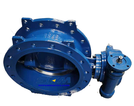 ANSI Standard Dual Eccentric Butterfly Valves