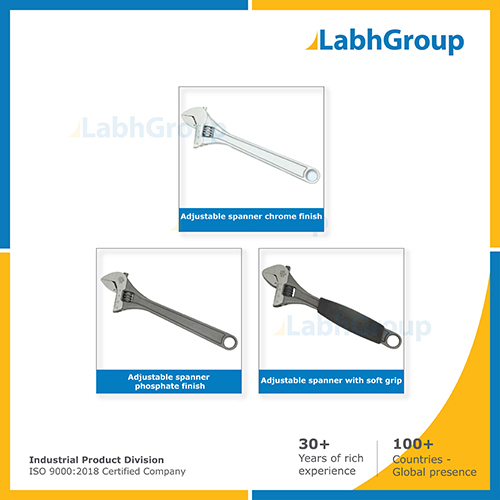 Adjustable Spanner - Hand Workshop Tool