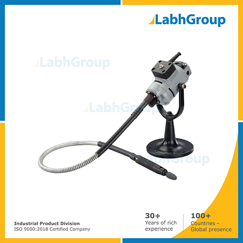 Flexible Shaft Hand Grinder Machine