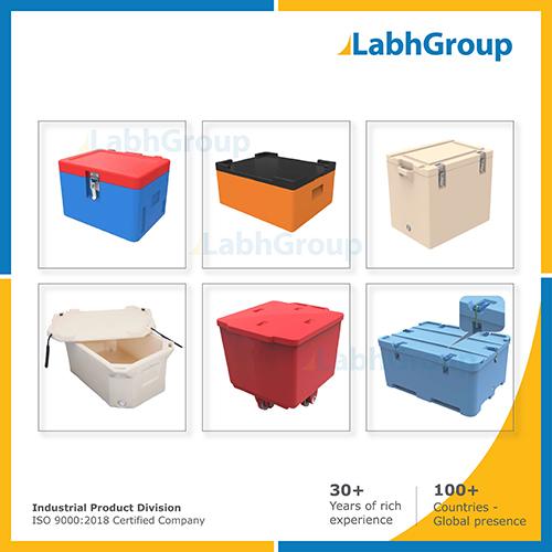 Insulated Plastic Container