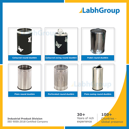 Industrial And Household Dustbin