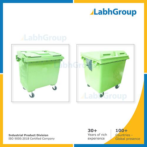 Plastic Wheeled Community Dustbin