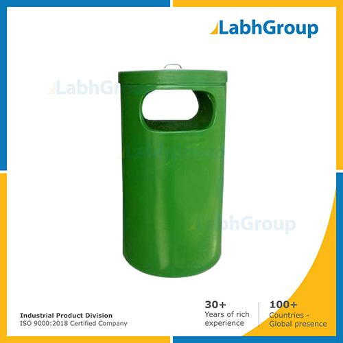 Frp Round Dustbin