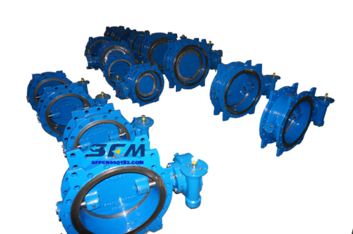 Is Standard Double Eccentric Butterfly Valves