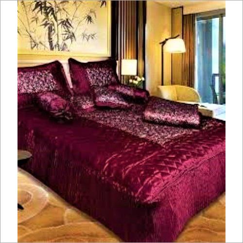 Jaipuri Hand-Block Bedding Set