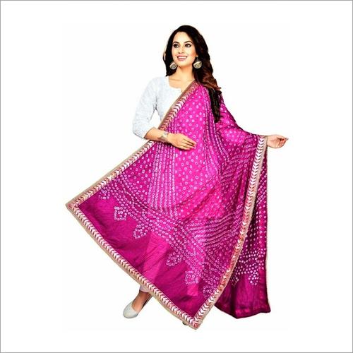 Ladies Bhandhej Dupatta