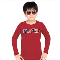 Kids Full Sleeves T-Shirts