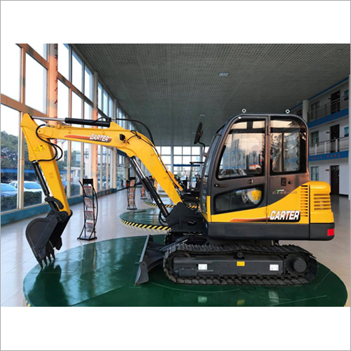 Carter Ct45 Mini Excavator 4.5ton