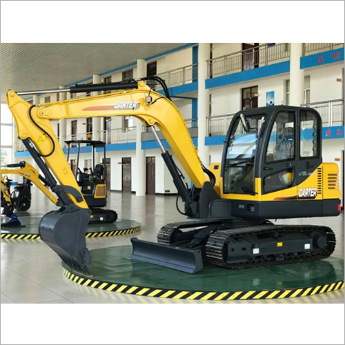 Carter Ct60 Mini Excavator 6ton