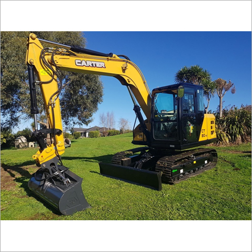 8 Ton Carter CT 80 Mini Excavator