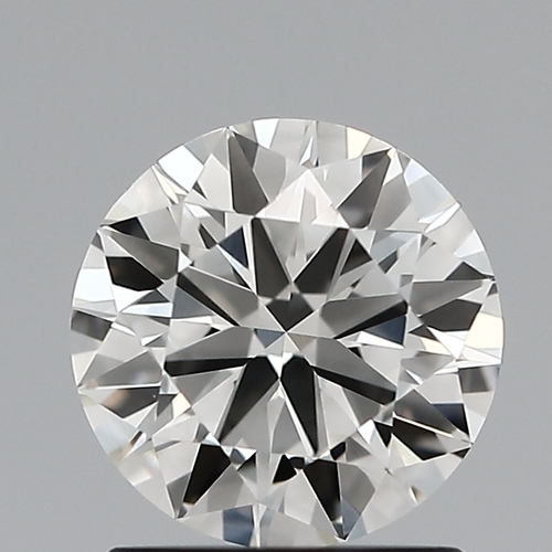 Round Brilliant Cut Lab Grown 1.07ct H VVS2 IGI Certified Diamond 450028401