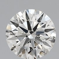 Round Brilliant Cut Lab Grown 1.16ct H VS2 IGI Certified Diamond 445056410
