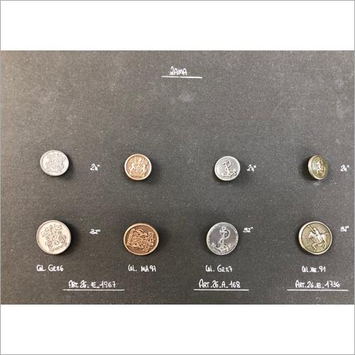 Metal Buttons