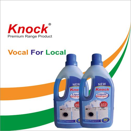 Liquid Detergent with Fabric Softener