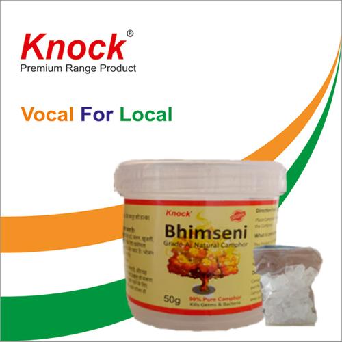 50 g Bhimseni Natural Camphor