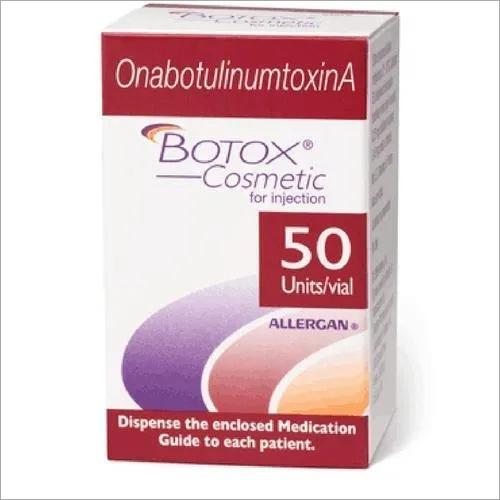 Botox Cosmetic Injection