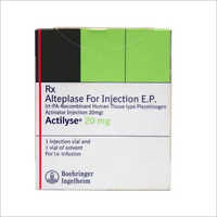 20 mg Alteplase For Injection