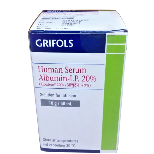 500 ml Human Serum Albumin IP Injection