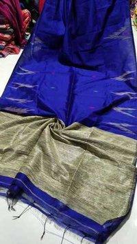 Jori Temple Cotton Silk Saree