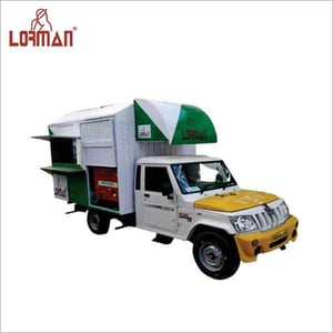 Commercial Induction Kitchen On Wheels