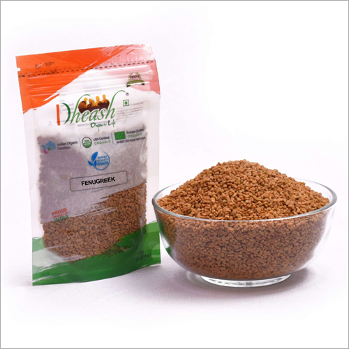 Organic Fenugreek Seeds (100gms)