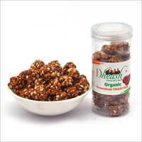 Organic Groundnut Chikki Balls
