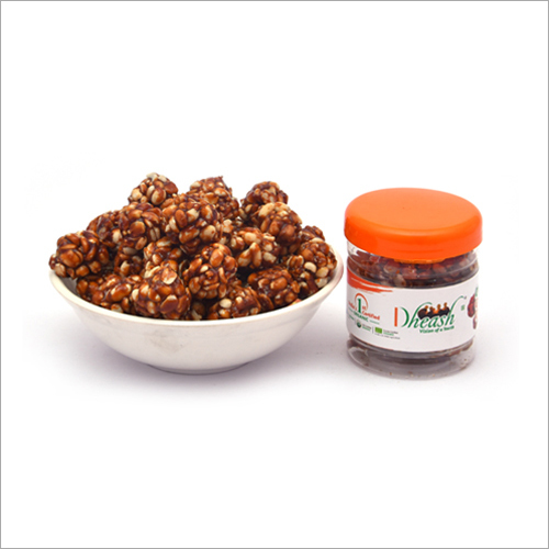 Organic Groundnut Balls And Bars Chikkis