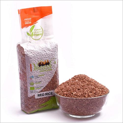 Organic Red Rice (1kg)