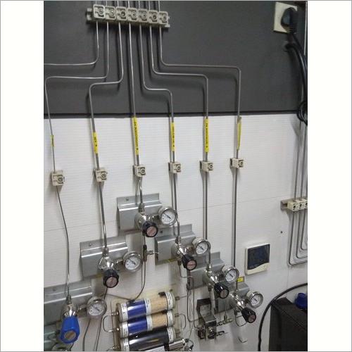 Gas Chromatography Machine