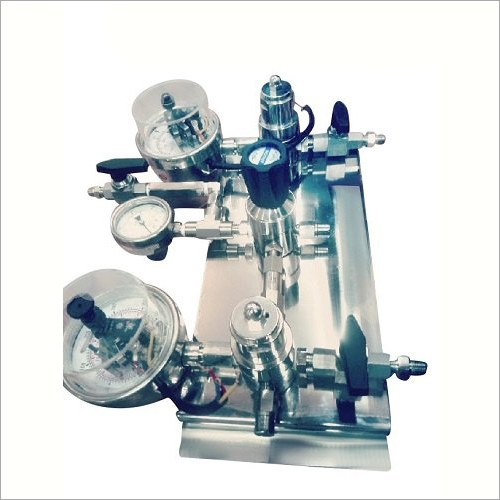 Automatic Gas Change Over Manifold Systems