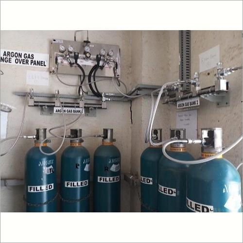 Cylinder Gas Piping System